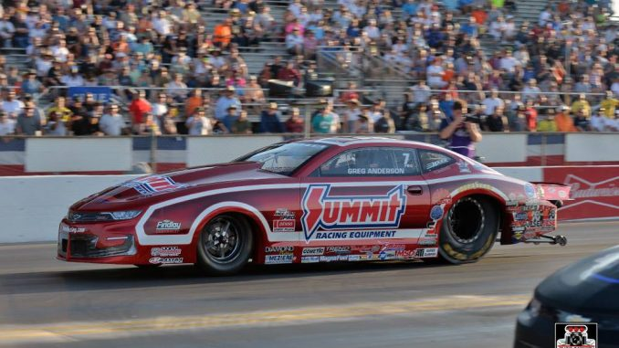 Here is the NHRA #gatornationals TV schedule for later today. #racestarwheels #k...