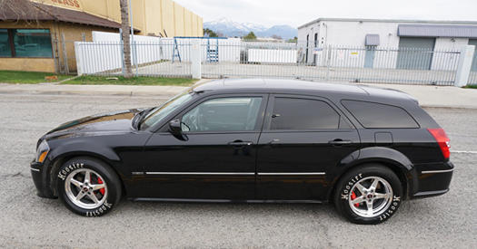 2006 Dodge Magnum SRT8: Power Lifting - Hot Rod Network