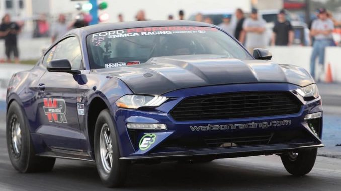 The @watsonracing1 Cobra Jet Mustang looks SWEET with our all new Pro Forge...
