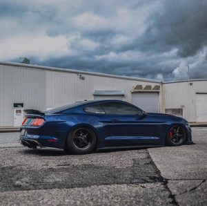 This is a killer shot of this #racestarequipped Mustang! Owner: @diksha__sharma ...