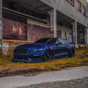Another great shot by @jayvisuals_ of this incredible #racestarequipped S550 Mus...