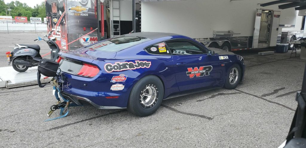 Good luck to Watson Racing this weekend at the NMCA Memphis Homecoming in their ...