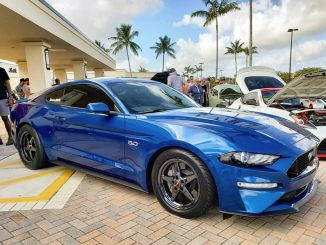 Perfect pic for #mustangmonday courtesy of @johnzeilinga from Carsandcoffeepalmb...