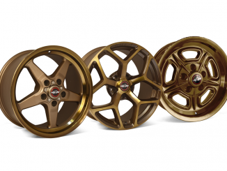 Race Star Wheels Bronze Finish