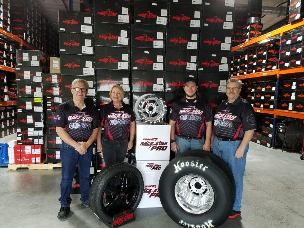 Race Star Wheels Team Photo