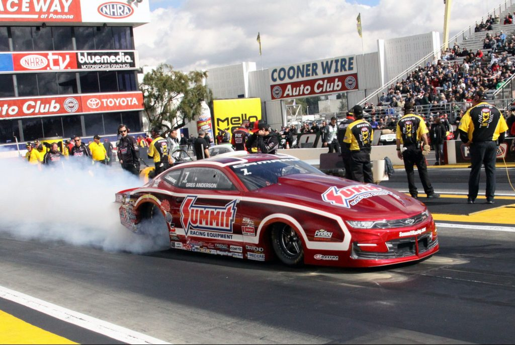 Greg Anderson Pro Stock