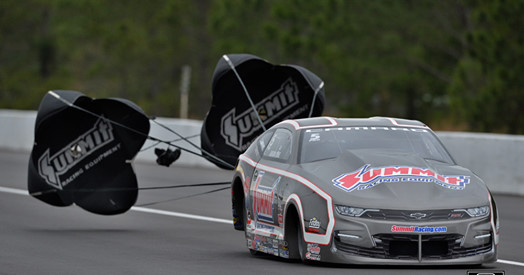 Line No. 1, Anderson No. 2 for Team Summit on Friday at NHRA Chicago