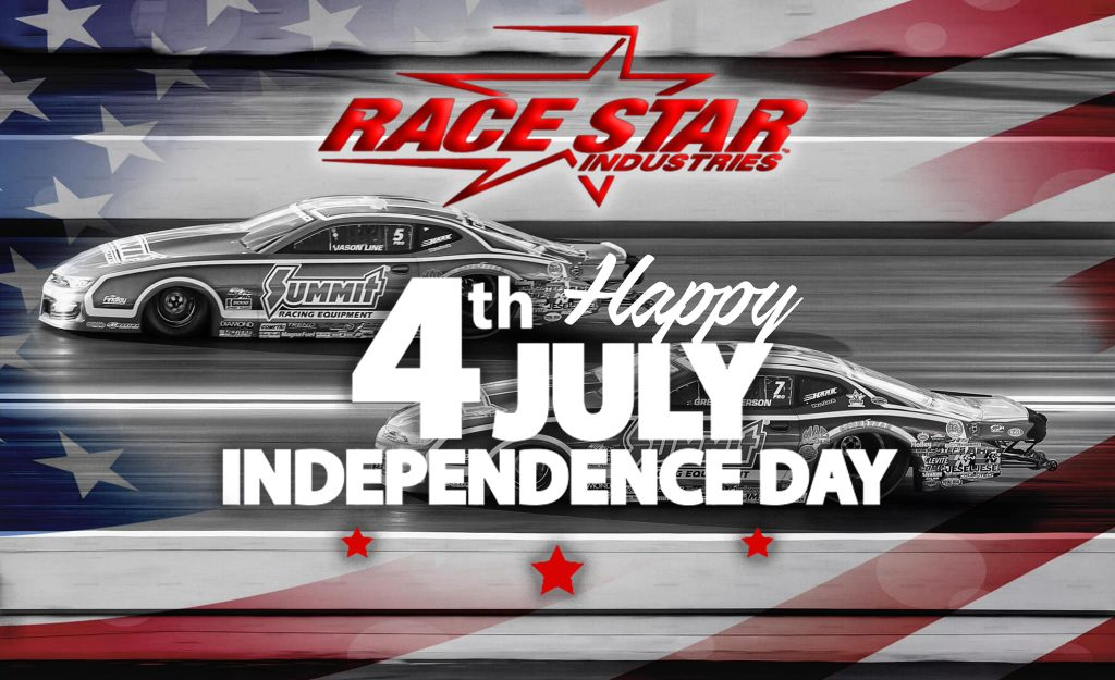 Happy 4th of July from all of us here at Race Star Wheels! #4thofjuly2019 #freed...