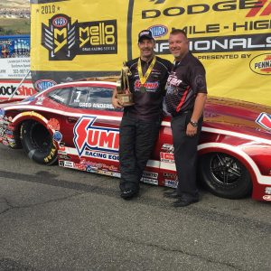 A BIG congratulations to Greg Anderson and the entire KB Racing team on their wi...