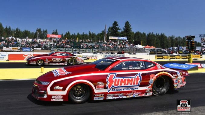 KB Racing Seattle 2019 NHRA