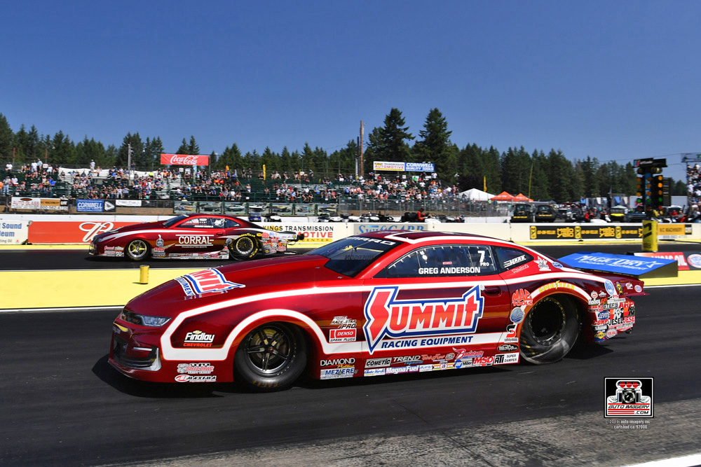 KB Racing Seattle 2019 NHRA