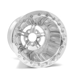"""63 Pro Forged 16x16 DBL Pro Stock Polished 5x4.75 BC 4.00"""" BS"""