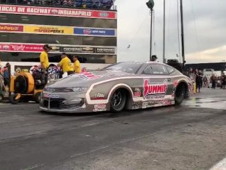 Race Star Wheels sponsored racer Jason Line is currently sitting in the #1 quali...
