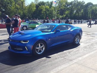 Talk about a fast V6 N/A Camaro RS! Check out that time slip!! Owner: Kirk Vedro...