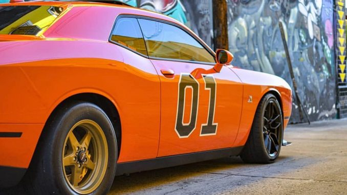 Bo and Luke would be proud! Owner: @mos_mango #racestarwheels #dukesofhazzard #h...