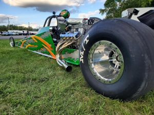 Sam Renner and his dragster are now Race Star Equipped, rolling on the new Pro F...
