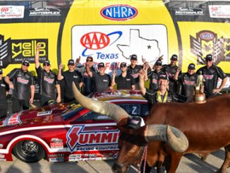 Race Star Industries - Race Star Wheels Enters Winner's Circle in NHRA Texas with Greg Anderson