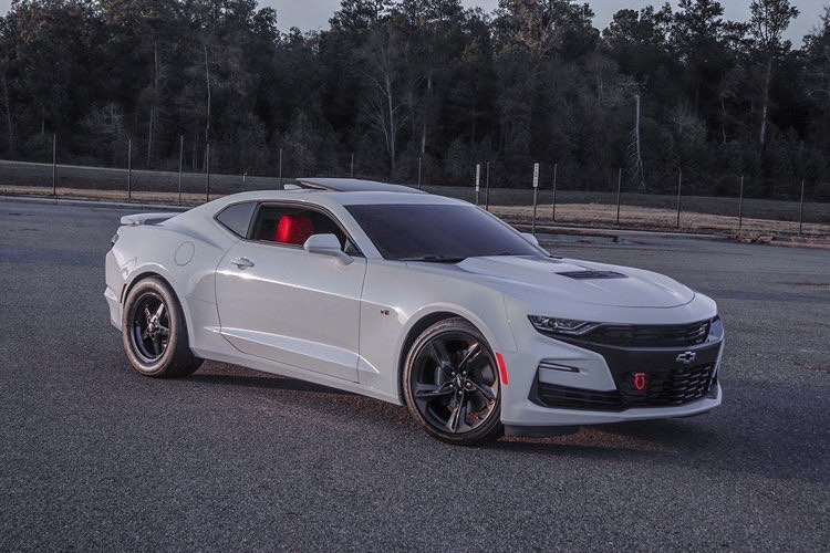 Great looking 2019 Camaro rolling on Race Stars! Owner: @dawtyitsdavid #racestar...