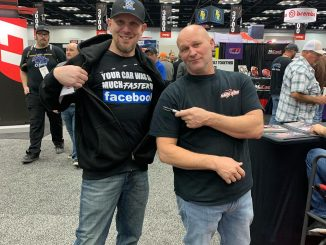 Say what?!?  . . . . #racestarwheels #prishow #prishow2019 #streetoutlaws #garag...