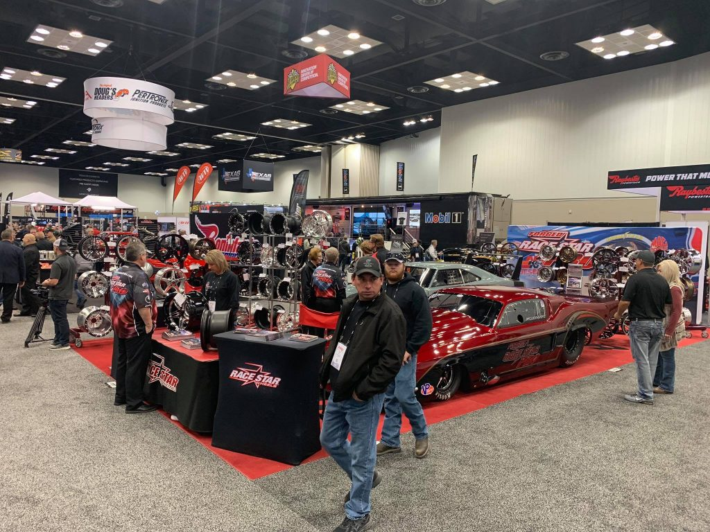 The 2019 Performance Racing Industry Show is live and underway! Drop by and see ...