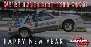 We're launching into 2020! Happy New Year from all of us here at Race Star Wheel...