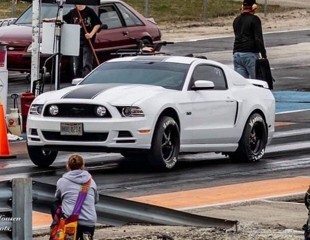 We love seeing Mustangs at the track...especially on Race Stars!  Owner: @7oaks5...