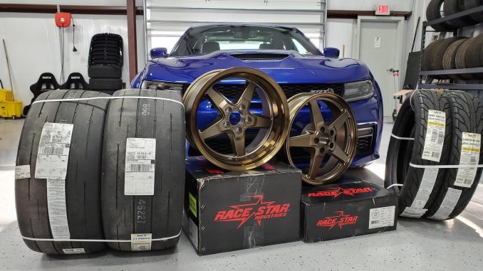 JLT Performance just received a set of Bronze Drag Stars for their #2TonRKT proj...