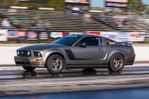Congratulations to Larry Firestone on his win in NMRA Super Stang! #racestarequi...