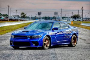 Check out this killer Widebody Charger Hellcat owned by @jltperformance!! #races...