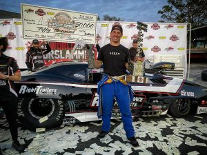 Congratulations to Alex Laughlin for taking the Caruso Family Racing Pro Mod to ...