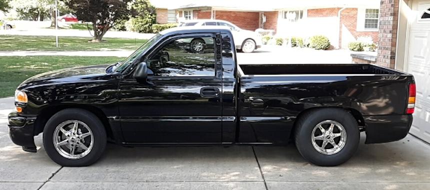93 Truck Star Chrome