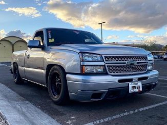 One sweet looking single cab Chevy rolling on Race Stars!   Thank you for the po...