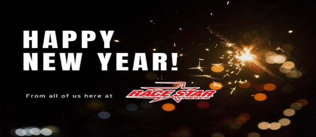 Happy 2021 from all of us here at Race Star Wheels!