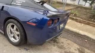 Sound ON! This C6 Vette sounds goooood! Race Star equipped of course   Owner: ...