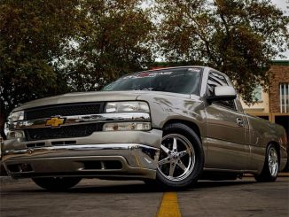 Nice regular cab Chevy Silverado rolling on Race Stars!   Owner: @el_che_nbs  ...